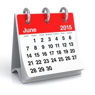 June 2015 cal